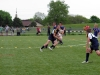 BELLEVILLE, ON (26/05/2011) COSSA Junior Rugby finals. Spartan full-back dodges though the Wildcats. Photo by Steph Crosier