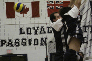 Lancers Mens Volleyball