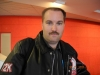 Jeff Baker, a Radio Broadcast student. Grew his Movember mustache for fun. November 30, 2011.