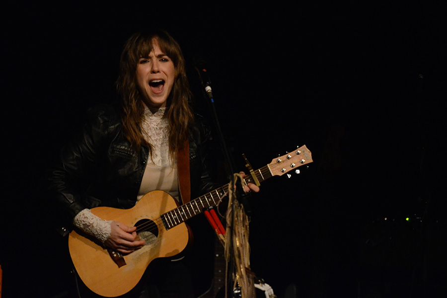 SERENA RYDER @ THE EMPIRE THEATRE