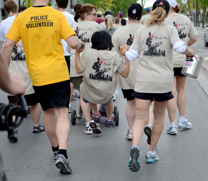 Belleville Police raise funds for Special Olympics Ontario ...