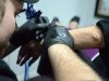 BELLEVILLE, Ont. (02/15/13) - Tattoo Artist, John Ricci takes special care off all his clients.