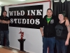 BELLEVILLE, Ont. (02/15/13) - Juliano, John, Stacy and ben (missing from photo) all believe in creating a family in the shop.