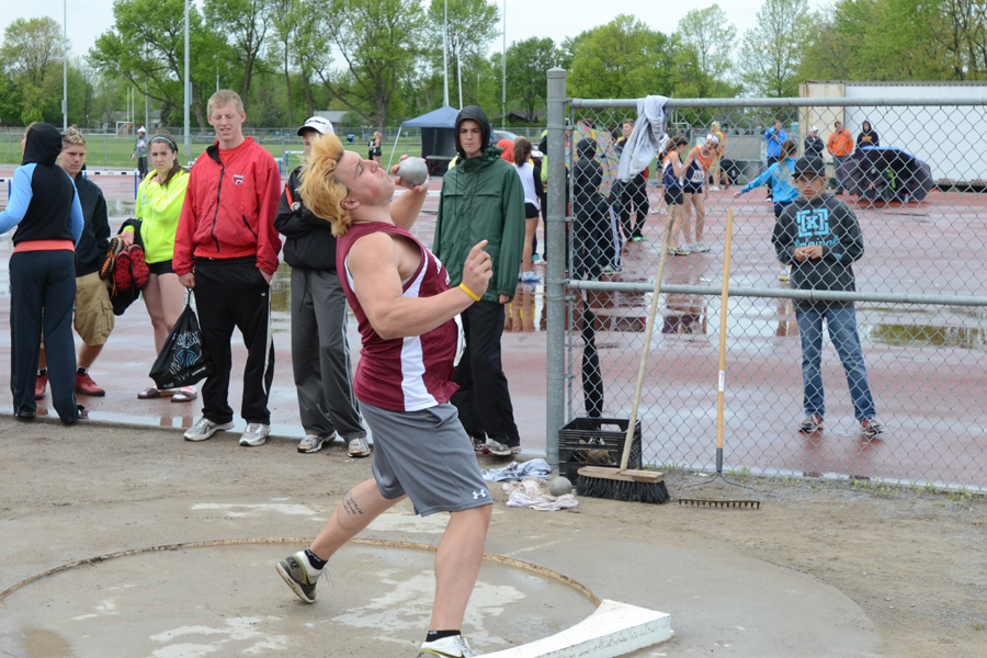 bay of quinte track and field meet