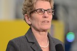 Since being sworn in on February 11th, 2013, Premier Wynne has held jobs roundtables in six cities. Belleville's Procter and Gamble complex is the seventh.