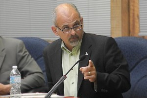 Belleville, ON (8/7/2013) – Belleville city councillor Taso Christopher tells council why he can't support the Quinte Ballet School's request. Christopher said he doesn't have enough information to make an informed decision.