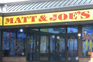 Matt and Joe's says it started offering shuttle services to and from Loyalist College after being had been contacted by many students requesting the service.