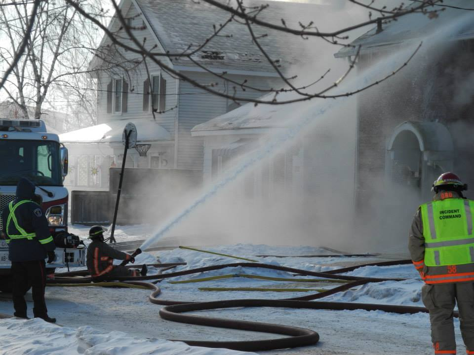 Belleville House Fire Caused By Homeowners Attempt To Thaw