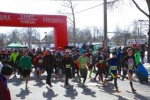 Peterborough half-marathon