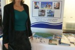 Katie Riddell, Belleville, attended the Quinte Region Career and Training Fair on October 2.