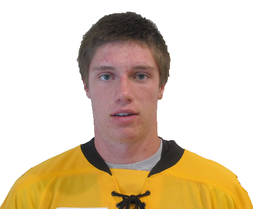 Chad Heffernan, 18, was traded by the Bulls to Sudbury on Tuesday. Photo by Belleville Bulls.