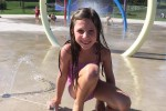 Emily Trudeau's uncle is part of a task force trying to bring a splash pad to Tweed in her memory. Photo courtesy Shawn Trudeau.