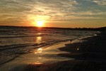 sandbanks-sunset