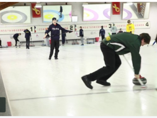High schools come together for curling championships