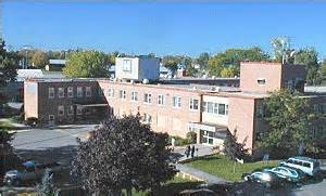 Trenton Memorial Hospital is one of four hospitals operated by Quinte Health Care. All four hospitals will use the new nursing model. QNet News file photo.
