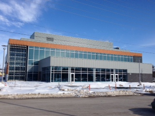 New Hastings and Prince Edward Counties Health Unit building