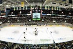 Budweiser Gardens in London has the highest average attendance for OHL games.