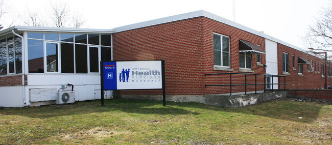 The current Markdale Hospital, which is over 60 years old, has been approved for a new hospital.