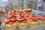 Katrina's has had an overwhelmingly positive response to their Remembrance Day cupcakes. Photo by Stephanie Clue, QNet News