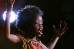 BLOOMFIELD, Ont.  - A large crowd of 550 people gathered at Emmanuel Baptist Church on Friday night to see the Watoto Children's choir perform. Every child in the choir has lost at least one parent to HIV/AIDS, war or poverty. Photo by Taylor Bertelink