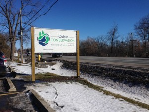 Sandy Pines Wildlife Centre will be visiting Quinte Conservation Thursday evening.