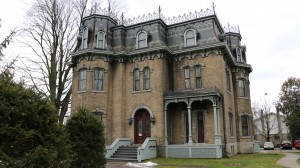 Glanmore House in Belleville, Ontario