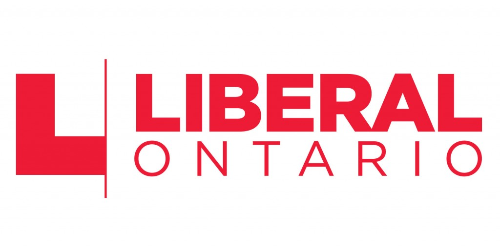 The current logo of the Ontario Liberals.