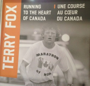 Terry Fox poster