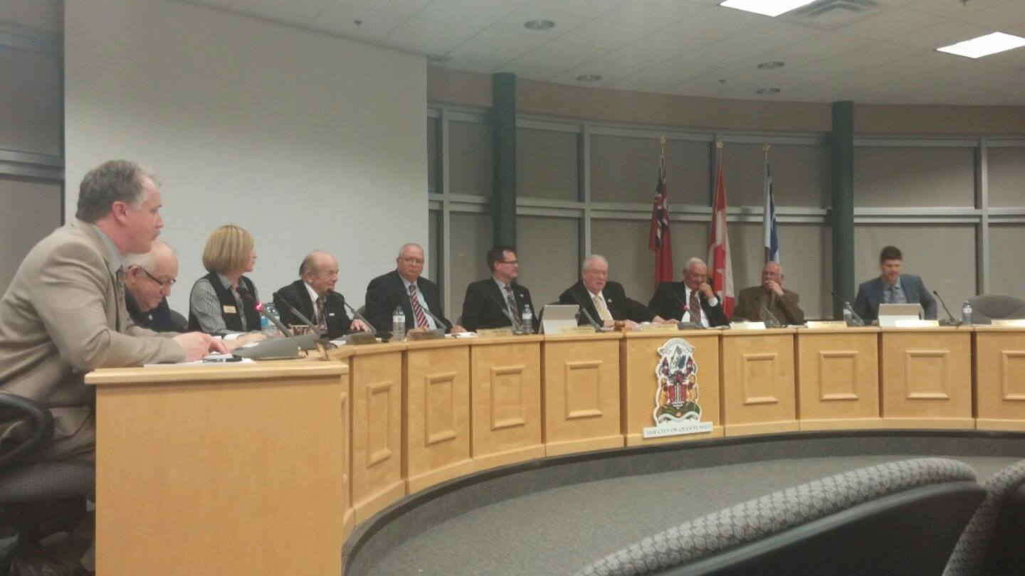 Quinte West council will request more information about the speed limit change, and will re-evaluate their process of changing speed limits. Photo by Nick Ogden, QNetNews.