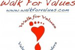 Walk for Values logo