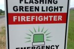 flashinggreensign