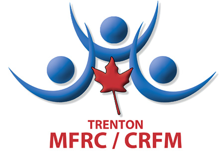 Trenton Military Family Resource Centre Logo. Picture by https://trentonmfrc.ca/