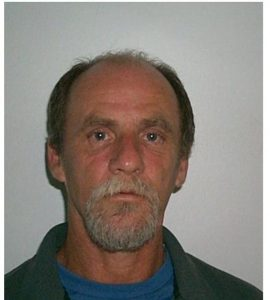 A Canada wide warrant has been issued for Lyle Ridgewell after breaking his parole for second-degree murder. Photo courtesy of the OPP.