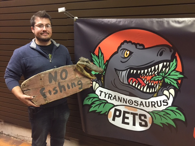 Tyrannosaurus Pets Brings The Exotic To Downtown Belleville