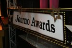 Journo Awards Sign