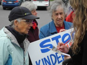 Kinder Morgan Petition